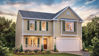 Pinehurst Plan in Autumn Trace, Haw River, NC