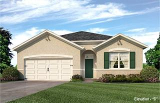 Cali Plan in Cape Coral Homes, Cape Coral, FL