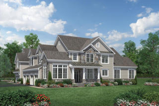 Ashton (NJ) Plan in Reserve at Franklin Lakes - Carriages Collection, Franklin Lakes, NJ