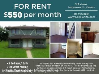 317 Kiowa St, Leavenworth, KS