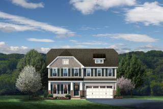 Chantilly Place Plan in Stonebridge Meadows, Troy, OH