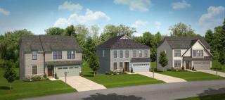Hillrose Plan in Aspen North at Lake Linganore, New Market, MD