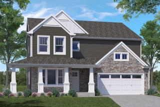 Traditions 3100 8.0b Plan in Byram Ridge, Linden, MI