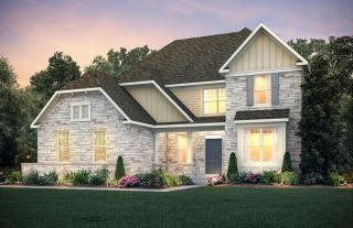 Castleton Plan in Chestnut Woods, Independence, OH