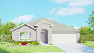 2141 Plan in Bonbrook Lakes, Rosenberg, TX