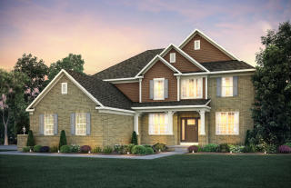 Woodside Plan in Chestnut Woods, Independence, OH