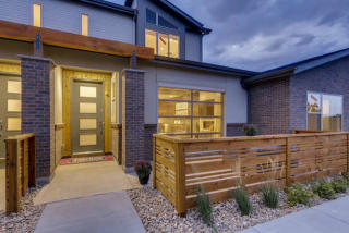 Bristol Plan in Green Mountain Terrace at Lakewood Federal Center, Lakewood, CO