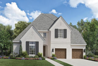 Longview Plan in Westworth Falls, Westworth Village, TX