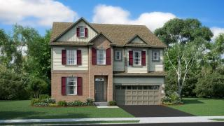 Yosemite Plan in Anthem Heights, Saint Charles, IL