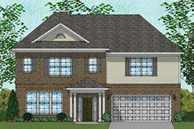 Vanguard - Roland Plan in Neuse River Estates, Raleigh, NC