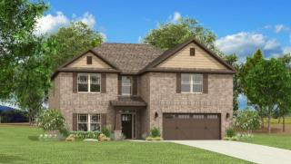 The Revere Plan in Colonial Pointe, Meridianville, AL