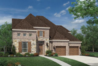 Juniper (TX) Plan in Westworth Falls, Westworth Village, TX