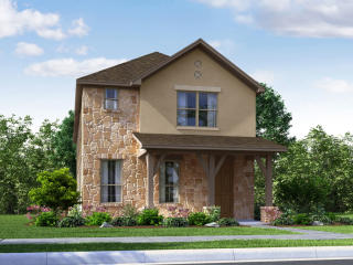 The Cheshire (2413) Plan in Northfields - The Parks, Round Rock, TX