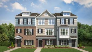 The Perry Plan in Metro Pointe, Landover, MD