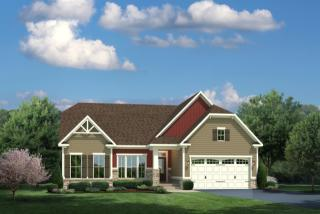 Carolina Place Plan in Lexington Farms, Canton, OH