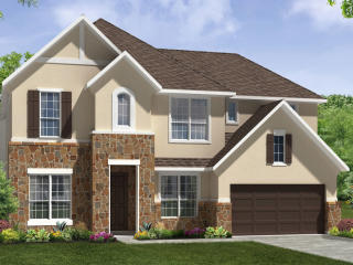 The Redbud Plan in Bella Colinas - Estates, Bee Cave, TX
