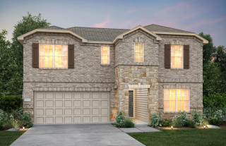 Thomaston Plan in Winn Ridge, Aubrey, TX