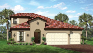 Easton Plan in Toscana Isles, North Venice, FL