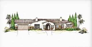 Homesite 2 Plan in The Ranch, Agoura, CA