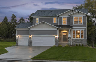 Mercer Plan in Trillium Cove - Expressions Collection, Prior Lake, MN