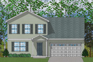 Genesis Value - Pickens Plan in Dorman Meadows, Roebuck, SC