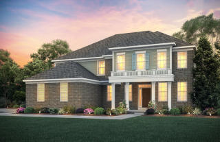 Deer Valley Plan in Chestnut Woods, Independence, OH