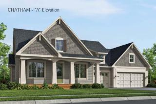 The Chatham- Tradition Collection Plan in Creekside Hills - Robert Thomas Homes, Minneapolis, MN