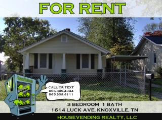 1614 Luck Ave, Knoxville, TN