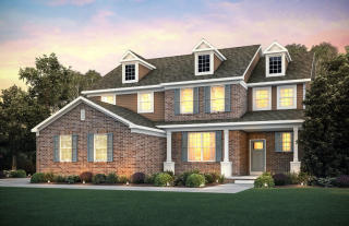 Glenburne Plan in Chestnut Woods, Independence, OH