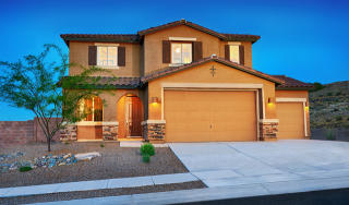 Fremont Plan in Eagle Crest Ranch, Tucson, AZ