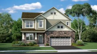 Biscayne Plan in Anthem Heights, Saint Charles, IL