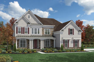 Duncan Plan in Reserve at Franklin Lakes - Signature Collection, Franklin Lakes, NJ