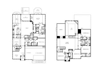 The Cenzio Plan in Bella Colinas - Estates, Bee Cave, TX