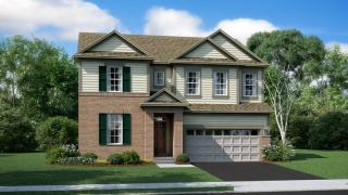 Rainier Plan in Anthem Heights, Saint Charles, IL