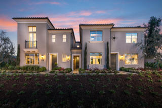 Residence Three Plan in Delano at Eastwood, Irvine, CA