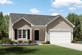 Bedford Plan in Northpointe Estates, Amherst, OH