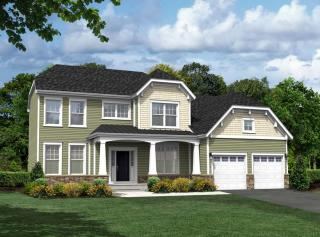 Bradford Plan in Stonegate at Braeburn, Ewing, NJ