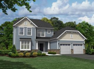 Andover Plan in Stonegate at Braeburn, Ewing, NJ