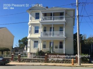 2039 Pleasant St #3, Fall River, MA