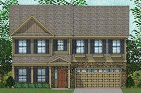 Vanguard - Langford Plan in Blalock Forest, Willow Spring, NC