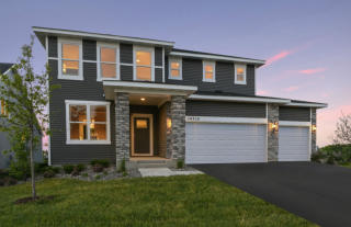 Continental Plan in Trillium Cove - Expressions Collection, Prior Lake, MN