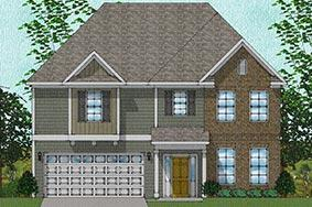 Vanguard - Palmer Plan in Willow Glen, Wilmington, NC