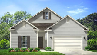 The Arlington Plan in Bellaton by Freedom Homes, Daphne, AL