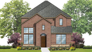 2388 Granada Plan in Valencia on the Lake, Little Elm, TX