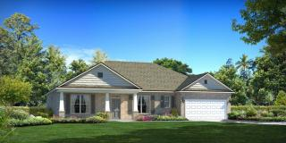 Kings Bay B Plan in Graystone Estates, Cantonment, FL