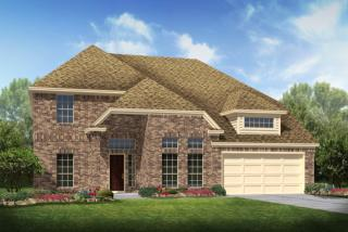 Brookhaven II Plan in East Meadow Place, Deer Park, TX