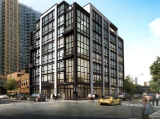 Unit 2A Plan in Arcadia LIC, Long Island City, NY
