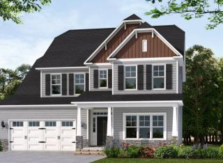 Halifax Plan in Tarin Woods, Wilmington, NC