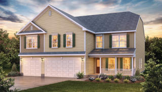 Hatteras Plan in Autumn Trace, Haw River, NC