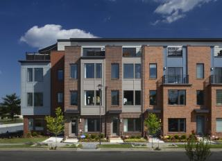 The Bancroft Plan in Westside at Shady Grove Metro, Rockville, MD